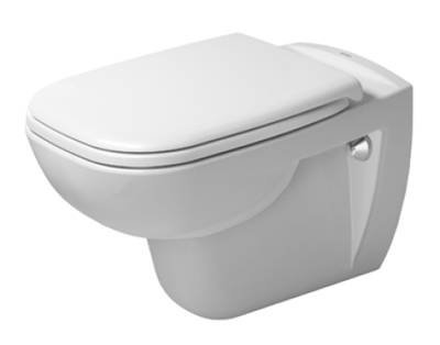 Унитаз Duravit D-code 25350900002 подвесной без крышки-сиденья фото