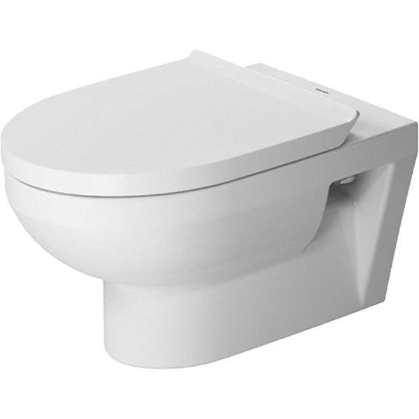 Унитаз Duravit D-Code 45700900A1 подвесной с сиденьем Микролифт фото