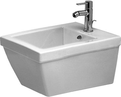 Биде Duravit 2 ND Floor 2254150000 подвесное Белое фото
