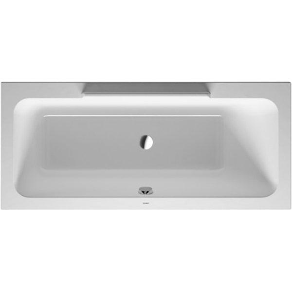 Акриловая ванна Duravit Dyrastyle 170x75 без гидромассажа фото