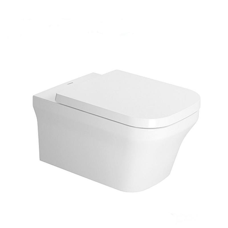 Унитаз Duravit P3 Comforts 2561090000 подвесной без крышки-сиденья фото